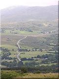 SH7513 : A 487 towards Minffordd by liz dawson