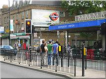 TQ3479 : Bermondsey Underground Station by Stephen McKay