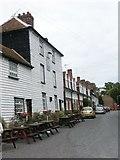 TQ9293 : Paglesham Churchend by Paul Collins