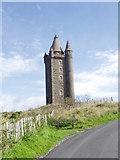J4772 : Scrabo Tower by HENRY CLARK