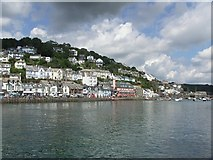 SX2553 : West Looe by Mike Smith