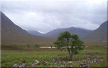 NH0680 : Shenavall Bothy by Alex Harris