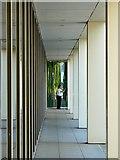 SU1584 : Tri-centre, Fleming Way, Swindon by Brian Robert Marshall