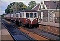 J4582 : Helen's Bay station (1972) by Albert Bridge