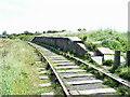 NZ2858 : Platform. Bowes Railway by Donald Brydon