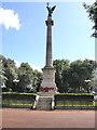 NZ3956 : War Memorial - Mowbray Gardens Sunderland by R J McNaughton
