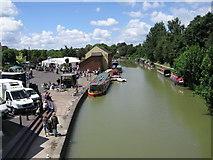 SU0061 : Devizes Wharf by Ben Croft