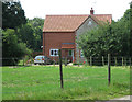 TG1337 : New house near Up Wood, North Barningham by Zorba the Geek
