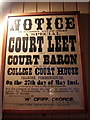 SN0939 : 1881 Court House meeting poster by ceridwen