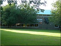 TQ7668 : Black Lion Leisure Centre, Gillingham (1) by Danny P Robinson