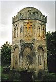 NS6065 : William Rae Wilson mausoleum by Carol Walker