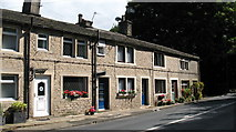 SE0421 : Cottages at Kebroyd by Gordon Hatton