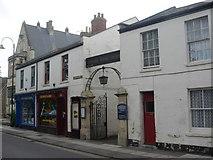 ST8558 : Church Street by Andrew Davis