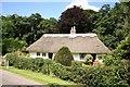 TF3672 : Woodman's Cottage by Richard Croft