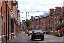 J3372 : Fitzroy Avenue, Belfast by Albert Bridge
