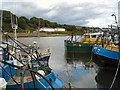 C6037 : The harbour at Carrickarory by Kay Atherton
