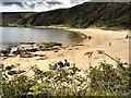 C6246 : Kinnagoe beach by Kay Atherton