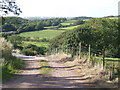 SR9597 : View north of St. Twynnells by Jonathan Billinger