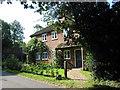TF9615 : Old Brigg House, edge of Gressenhall by Zorba the Geek