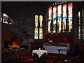 SJ9173 : The Beautiful Savage Chapel in St Michaels Church by David Seale