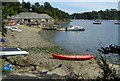 SW7825 : Gillan Harbour, St Anthony-in-Meneage by Jim Champion