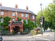 SU7682 : Red Lion Hotel, Henley by Colin Smith