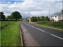 J0458 : Kilvergan Road near Aghacommon Village. by P Flannagan