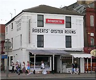 SD3036 : Roberts' Oyster Rooms by Betty Longbottom