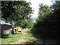 TG0625 : Court Green Lane to Thorney Farm by Zorba the Geek