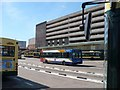 ST3188 : Newport Bus Station by Robin Drayton