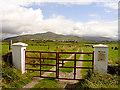 V4379 : Farm Track near Ballycarbery by Linda Bailey