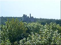 R4455 : Dromore Castle by Russ Davies