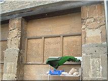 SO8700 : War Memorial by Margaret Sutton