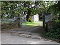 SX1552 : Driveway to Country House at Tredudwell. by Richard Williams