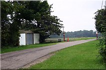 TF9408 : Gateway to Manor Farm by Bill Sibley