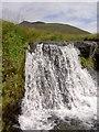 NM5034 : Waterfall on Abhainn Dhiseig by Charles Rispin