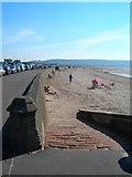 NS3321 : Ayr Beach by Mary and Angus Hogg