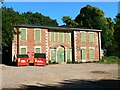ST9648 : Imber Court, Imber, Salisbury Plain by Brian Robert Marshall