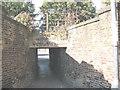 TQ4278 : Pedestrian subway, Woodhill by Stephen Craven