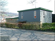 SE0125 : Calder Valley Search And Rescue headquarters by Nigel Lloyd
