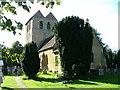 SU7791 : St. Bartholomew's Church, Fingest by Peter Jemmett