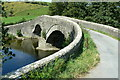 SD6296 : Old Bridge over River Lune by Donald Cruttenden