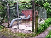 SU1789 : Transco gas pumping station on Kingsdown Lane by Damon Knight