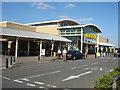 TM2431 : Morrisons supermarket, Harwich by Oxyman