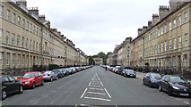 ST7565 : Great Pulteney Street, Bath by Jonathan Billinger