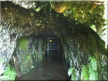 SH7123 : Inside Cefn Coch  Gold Mine by Eric Jones