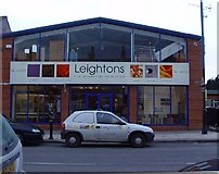 TA0831 : Leightons, Newland Avenue, Hull by Peter Church
