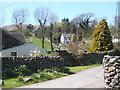 SD1885 : Hallthwaites village by Andrew Hill