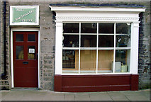 SD8789 : Shop front, Hawes by Howard Selina
