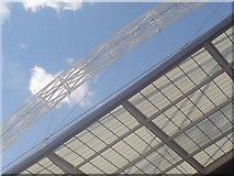 TQ1985 : Wembley arch by Richard Wilton